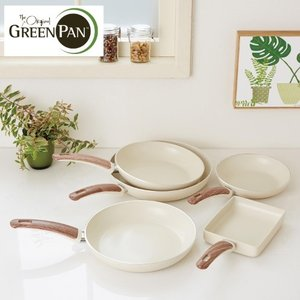 """グリーンパン/GREENPAN フライパン""""ウッドビーシリー..."""