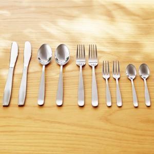 ●セット内容(10本セット)/デザートナイフ、デザートスプーン、デザートフォーク、コーヒースプーン、...