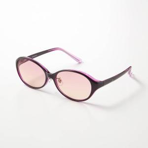 ●レンズカラー/ブラウン、パープルグラデーション ●レンズの可視光線透過率60% ●紫外線透過率1....