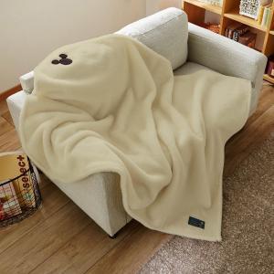 毛布 ディズニー 泉州産ウール毛布[日本製]|bellemaison