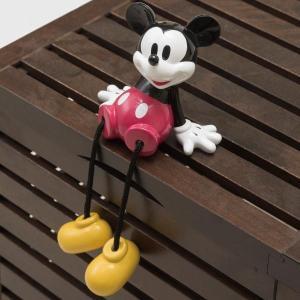 ● ■ミッキーマウス:約12×19×11(高さ)cm ■ミニーマウス:約12×19×12(高さ)cm...