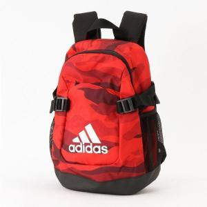8603e95b16ef バッグ リュック 子供 アディダス KIDS CAMOバッグパック カラー 「レッド」