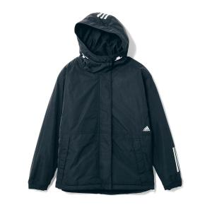 ジャケット adidas アディダス レディース 中わた 軽量 あったか 中綿 おしゃれ FYK03...