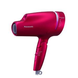 ドライヤー ヘアドライヤー 美容家電 パナソニック ナノケア Panasonic EH-NA0B 髪質改善 髪 うるおい ツヤ ルージュピンク(マット)