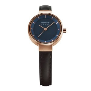 腕時計 レディース ベーリング  BERING Scandinavian Solar 14627-467 スカンジナビアンソーラー ストラップカラー:ブラック  日本正規代理店品|bellemessage
