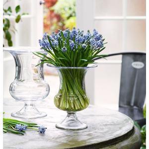 花瓶 ガラス 北欧  ホルムガード  OLD ENGLISH ベース 19cm 4343802 吹きガラス   日本正規代理店品|bellemessage