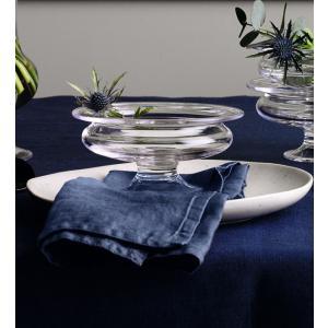 花瓶 ガラス 北欧  ホルムガード OLD ENGLISH フラワーボウル  φ 13cm 4343813 吹きガラス   日本正規代理店品|bellemessage