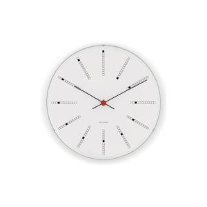 時計 壁掛け 掛け時計 アルネ・ヤコブセン  Wall Clock バンカーズ 160mm ローゼンダール コペン ハーゲン 43620 日本正規代理店品|bellemessage