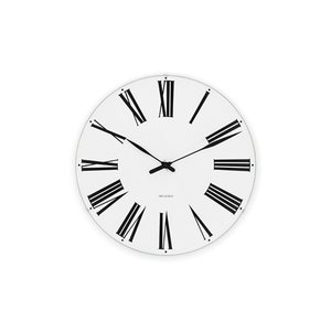 時計 壁掛け アルネ・ヤコブセン Wall Clock  ローマン 160mm  ローゼンダール コペンハーゲン 43622 日本正規代理店品|bellemessage