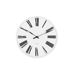 時計 壁掛け 掛け時計 アルネ・ヤコブセン   Wall Clock  ローマン  290mm  43642 ローゼンダール コペンハーゲン 日本正規代理店品|bellemessage