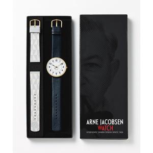 腕時計 メンズ 限定 200セット 腕時計 アルネヤコブセン  53414-limited 40mm 腕時計 ローゼンダール|bellemessage