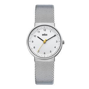 腕時計 メンズ腕時計 ブラウン BRAUN Watch  BN0031WHSLMHL ブラウン ウォッチ 日本正規代理店品|bellemessage