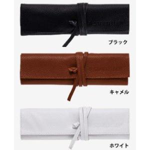 ◇やわらかい牛革を贅沢に使用しサイズと質感に徹底的にこだわったペンケース◇≪特長≫   ■シンプルな...