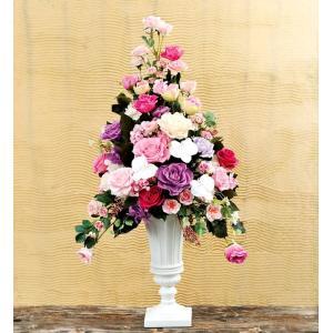 クリスマス 花 プレゼント 2020 プリザーブドフラワー   送料無料 プリザーブドフラワー #ブリティッシュ・トラディショナル|belles-fleurs