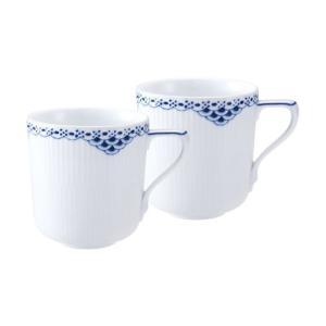 【正規輸入品】 ロイヤル コペンハーゲン プリンセス マグカップ ペア 1104034の商品画像|ナビ