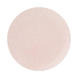 ロイヤル コペンハーゲン フラワーエンブレム クーププレート23cm ピンクの商品画像|ナビ