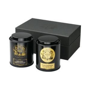 マリアージュ・フレール 紅茶(リーフティ−)の贈り物(マルコポーロ(50g)とセイロン ラトナピュラ...