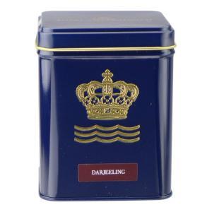 ロイヤルコペンハーゲンの紅茶 ダージリン ティー 100g缶...