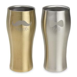 名入れ ギフト ビールステンレスタンブラー  名前入り 送料無料 グラス 名入り カップ マグ ビール 結婚祝い 誕生日|bellevie