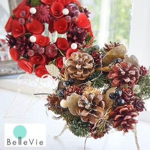 クリスマスリース ミニリース|bellevie