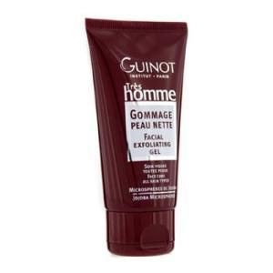 ギノー Guinot 洗顔 メンズ トレオム フェーシャル エクスフォリエイティング ジェル 75ml/2.5oz|belleza-shop