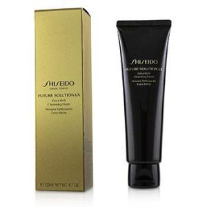 資生堂 Shiseido クレンジング フューチャー ソリューション LX エクストラ リッチ クレンジング フォーム 125ml/4.7oz|belleza-shop