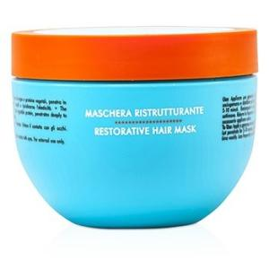 モロッカンオイル Moroccanoil ヘアトリートメント、パック リストラクティブ ヘア マスク(ダメージを受けた髪用) 250ml/8.45oz belleza-shop