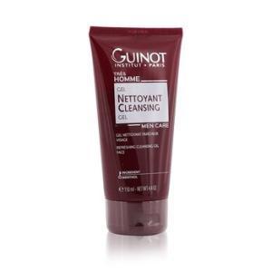 ギノー Guinot 洗顔 メンズ トレス オム フェーシャル クレンジングジェル 150ml/5.3oz|belleza-shop