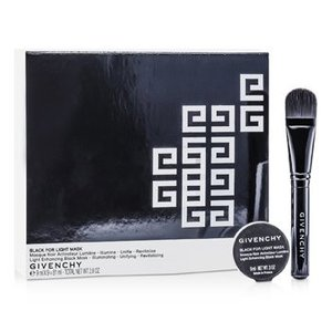 ジバンシー Givenchy マスク スキンターゲッターズ ブラック フォー ライトマスク 9x9ml/0.31oz|belleza-shop