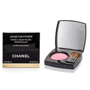 シャネル Chanel チーク ジュ コントゥラスト - No.64 ピンクエクスプロージョン 4g/0.14oz|belleza-shop