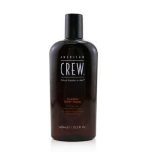 アメリカンクルー American Crew シャワージェル メンズ クラシック ボディ ウォッシュ 450ml/15.2oz|belleza-shop