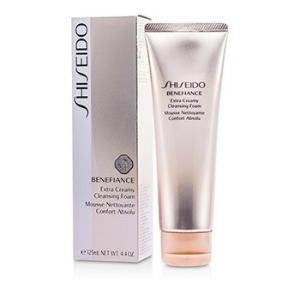 資生堂 Shiseido クレンジング ベネフィアンス エクストラ クリーミー クレンジング フォーム 125ml/4.4oz|belleza-shop