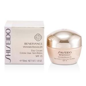 資生堂 Shiseido クリーム ベネフィアンス リンクルレジスト 24 デイ クリーム SPF15 50ml/1.8oz|belleza-shop