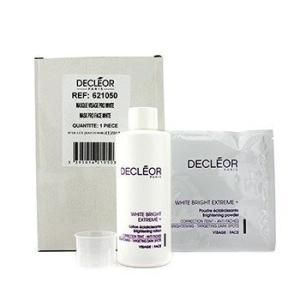 デクレオール Decleor スキンケア コフレ デクレオール ホワイト ブライト エクストリーム セット(サロンサイズ):ブライトニングローション + 5x ブライト|belleza-shop