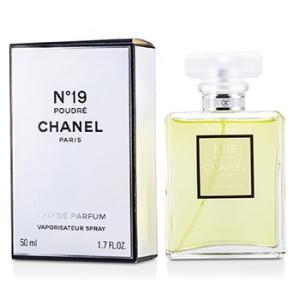シャネル Chanel 香水 No.19 プードル オードパルファム スプレー 50ml/1.7oz|belleza-shop|02