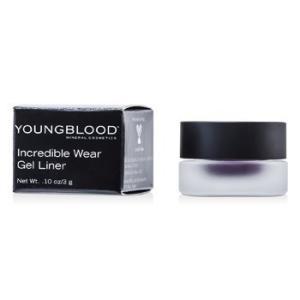 ヤングブラッド Youngblood アイライナー インクレディブル ウェア ジェルライナー - #Black Orchid 3g/0.1oz|belleza-shop