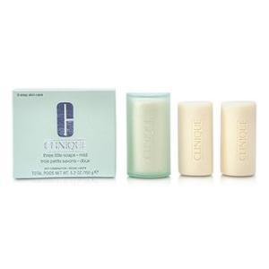 クリニーク Clinique 洗顔 3 リトルソープ マイルド 3x50g|belleza-shop