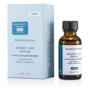 スキンシューティカルズ Skin Ceuticals スキンケア その他 ブレミッシュ + エイジ ディフェンス 30ml/1oz|belleza-shop