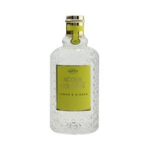 4711 4711 香水 アクア コロニア シリーズ レモン&ジンジャー オーデコロン スプレー 170ml/5.7oz|belleza-shop