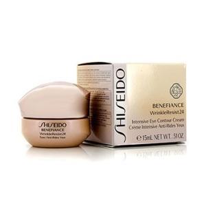 資生堂 Shiseido アイケア ベネフィアンス リンクルレジスト 24 インテンシブ アイ コントゥール クリーム 15ml/0.51oz|belleza-shop