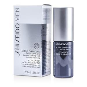 資生堂 Shiseido 美容液 メンズ メン アクティブ エナジャイジング コンセントレイト 50ml/1.6oz|belleza-shop