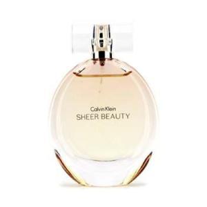カルバンクライン Calvin Klein 香水 シアー ビューティ オードトワレ スプレー 50ml/1.7oz|belleza-shop