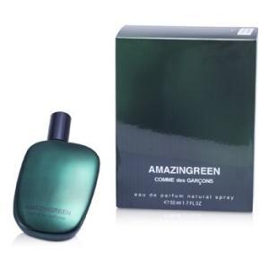 コムデギャルソン Comme des Garcons 香水 アメージンググリーン オードパルファム スプレー 50ml/1.7oz|belleza-shop