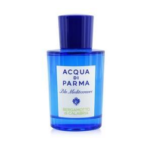 アクアディパルマ Acqua Di Parma 香水 ブルー メディテラニオ ベルガモット ディ カラブリア オードトワレ スプレー 75ml/2.5oz|belleza-shop