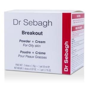 ドクターセバーグ Dr. Sebagh スキンケア コフレ ブレイクアウト セット(オイリースキン用) 6pcs|belleza-shop