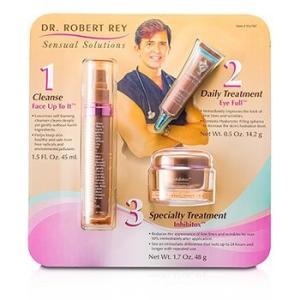 ドクター ロバート レイ Dr Robert Rey スキンケア コフレ センシュアル ソリュージョン セット 3pcs|belleza-shop
