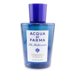 アクアディパルマ Acqua Di Parma シャワージェル ブル メディテラニオ マンドーロ ディ シシリア シャワー ジェル(新パッケージ) 200ml/6.7oz|belleza-shop