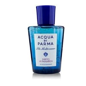 アクアディパルマ Acqua Di Parma シャワージェル ブル メディテラニオ ミルト ディ パナリア シャワー ジェル(新パッケージ) 200ml/6.7oz|belleza-shop