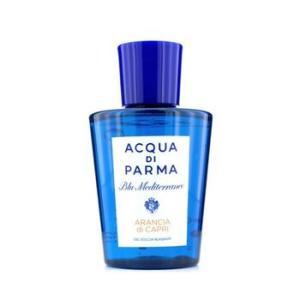 アクアディパルマ Acqua Di Parma シャワージェル ブル メディテラニオ アランシア ディ カプリリラクシング シャワー ジェル(新パッケージ) 200ml/6.7oz|belleza-shop