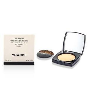 シャネル Chanel パウダー レ ベージュ ヘルシー グロー シアー パウダー SPF15 - No.30 12g/0.4oz|belleza-shop